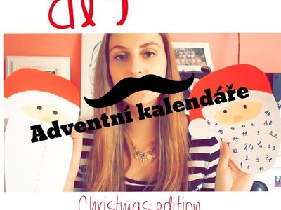 DIY - Adventni kalendáře. Christmas edition #1