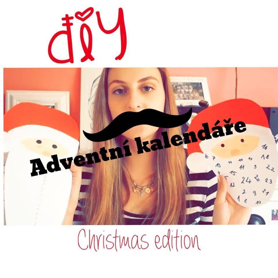 DIY - Adventni kalendáře. Christmas edition #1