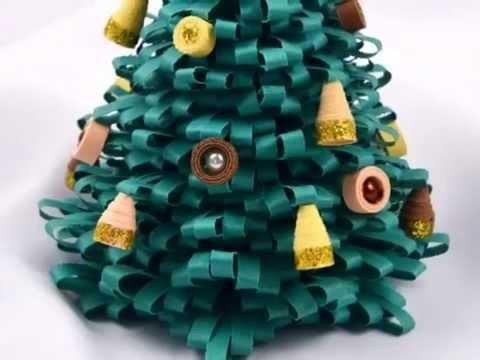 Vánoční quilling (christmas quilling)