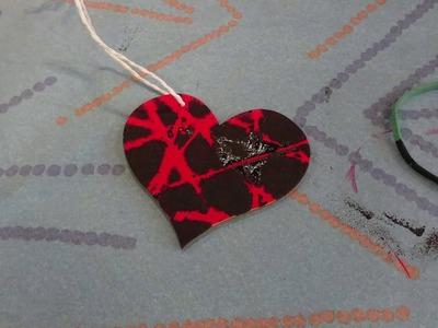 Jak na to: 29# Srdce jako ozdoba DIY