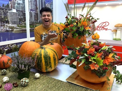 DIY: krásná podzimní dekorace: jednoduchý, laciný a překrásný - Vařte s Majklem