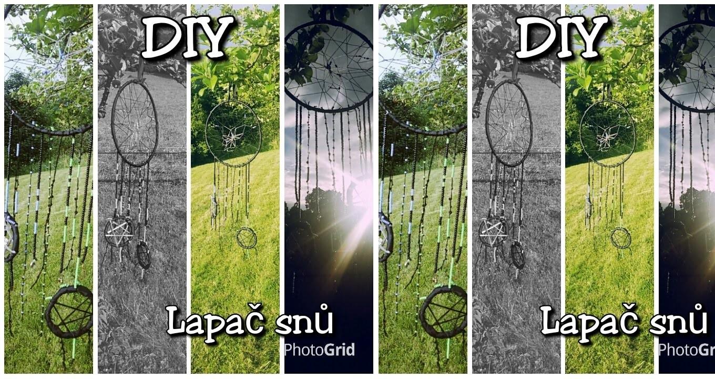 DIY - Lapač snů