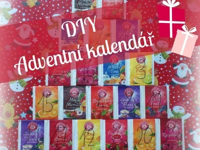 DIY adventní kalendář.DIY advent calendar