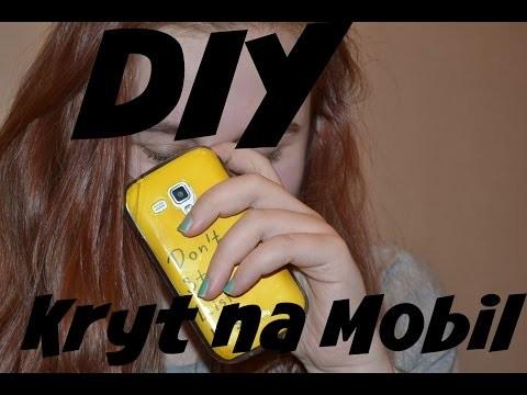 DIY kryt na mobil.w Míša