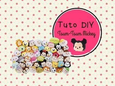 Tuto DIY- Tsum tsum Mickey
