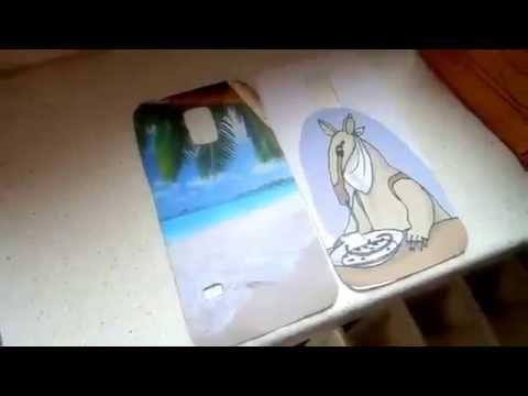DIY Phone Case. Barbara