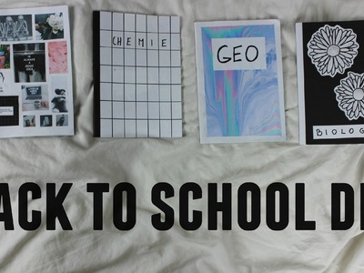 TUMBLR DIY [Back to school] ► Zpátky do školy 2015