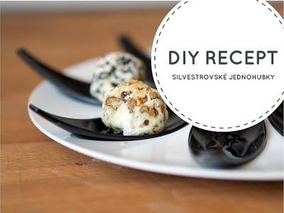 DIY RECEPT: Silvestrovské kuličky