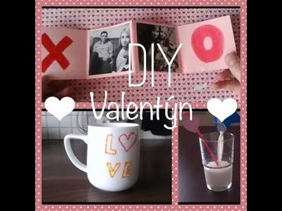 Valentýn DIY