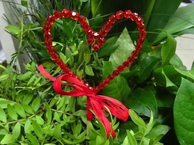 Jak na to: 39# Srdce č.2 (Valentýnský speciál)  DIY