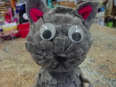 Jak na to: 41# Kočka pro dětičky DIY