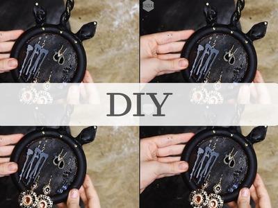 DIY || Stojánek na náušnice UNIcorn = EVZUU