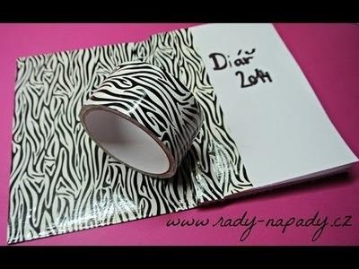 DIY Diář 2014 (diary 2014)