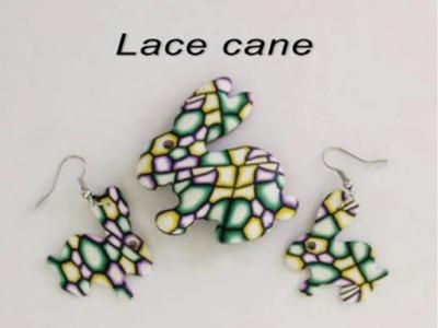 Lace Cane