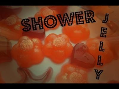 Sprchové želé jako z LUSHe. Želé.  aneb zábava ve sprše . LADYSASETKA