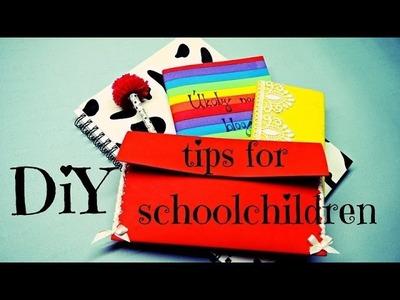 Zpátky do školy 2013 - 5 tipů pro školáky (5 tips for schoolchildren x back to school)