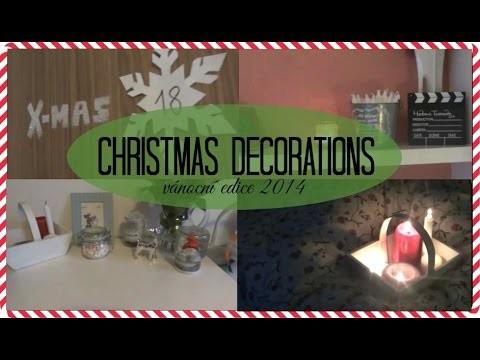 ❅ Vánoční dekorace [DIY & TIPS]   vánoční edice 2014 ❅