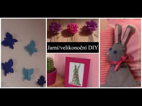 Jarní.velikonoční DIY