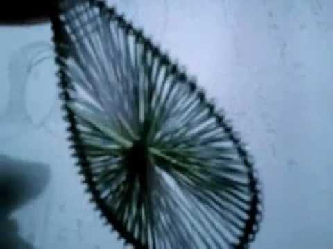 Fonal medál(Yearn pendant)