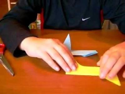 Cz origami shuriken (návod)