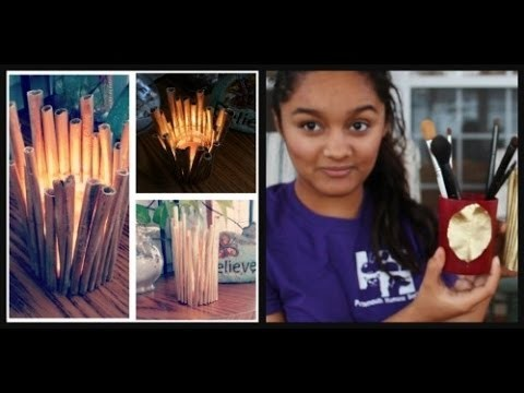 Diy Holiday Candle Holders (Gift Ideas)