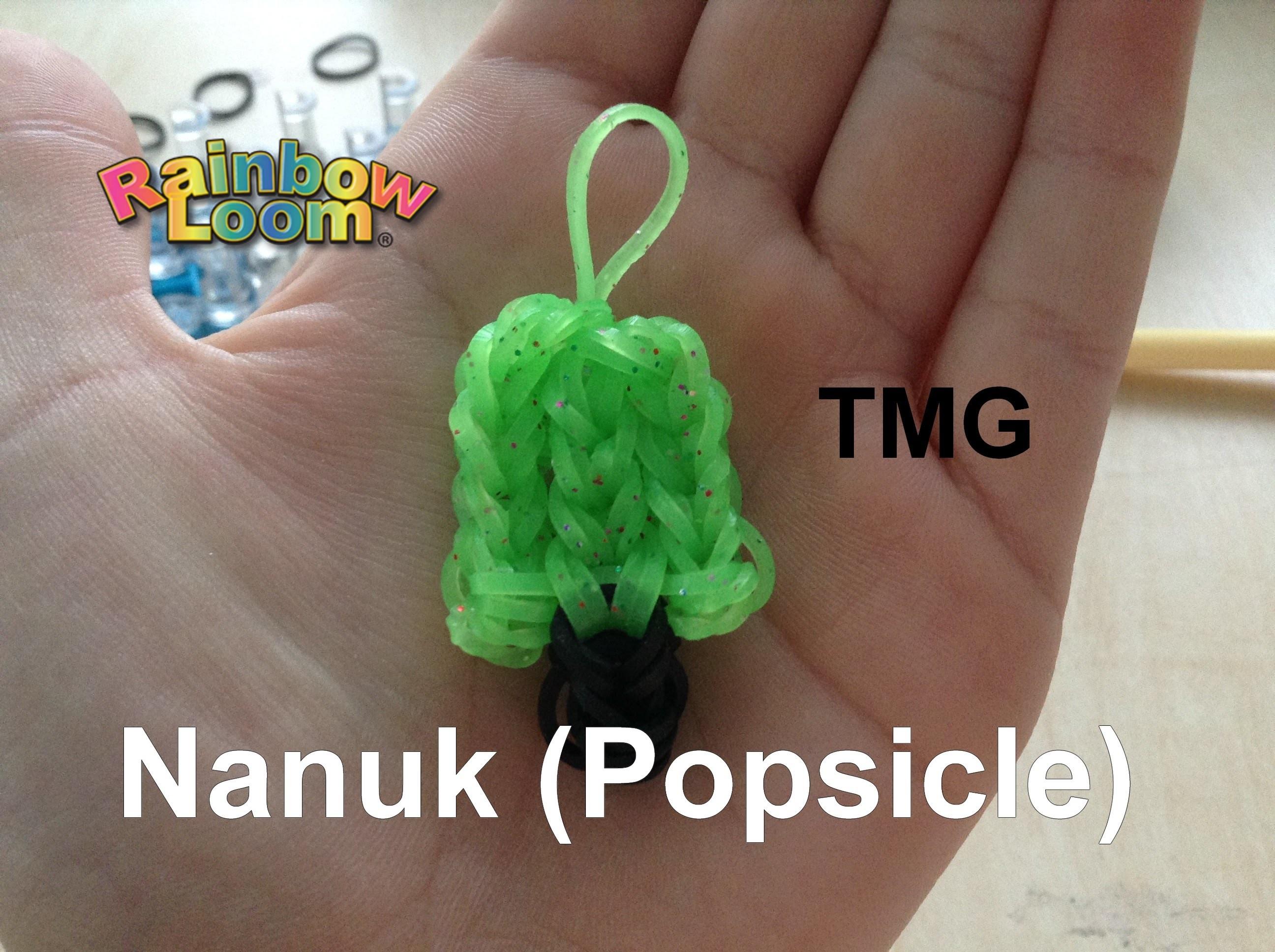Rainbow Loom - Nanuk (Popsicle) - Ája