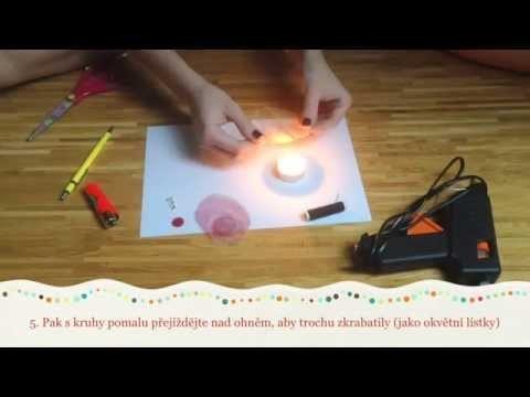 D.I.Y. | Jak vyrobit kytkovou brož