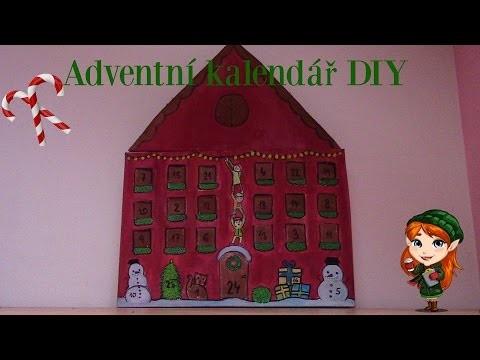 DIY adventní kalendář. Vánoce 2015