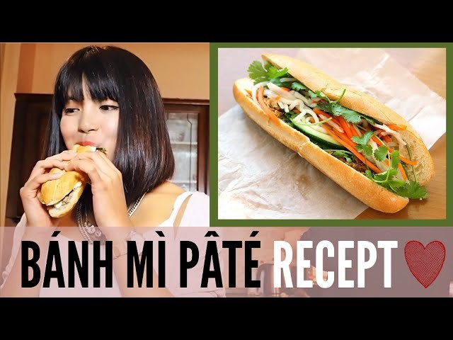 Recept: Banh Mi Pâté ft. EKV + bloopers