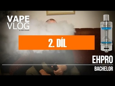 DIY Atomizer - Ehpro Bachelor #2 (CZ)