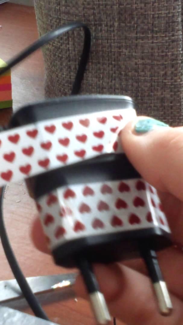 DIY Washi pásky :)