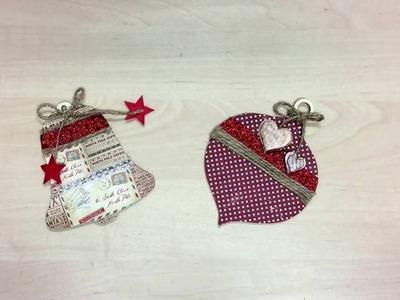 DIY - Vánoční dekorace | Christmas 2016