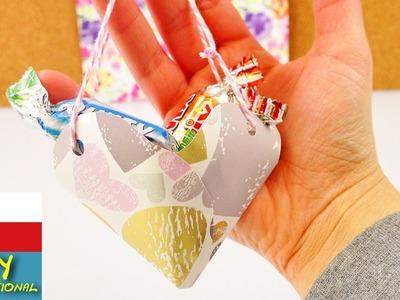 Srdíčko - dárek ke dni matek - DIY - rychle a jednoduše