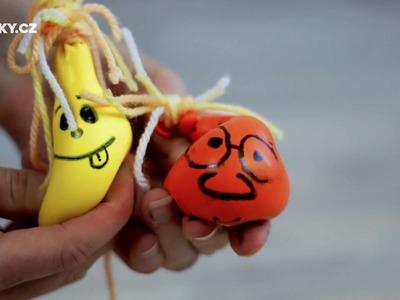 DIY: Antistresový balónek