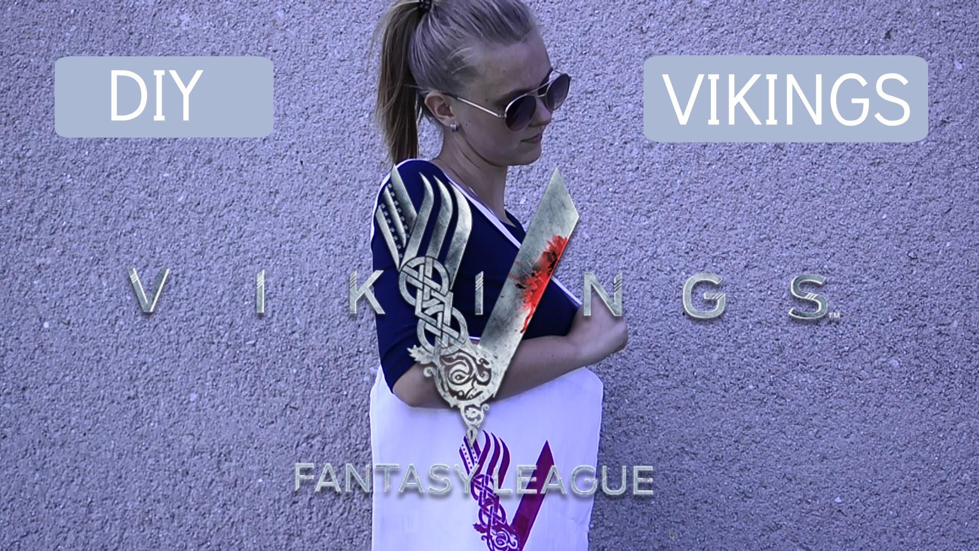 DIY | taška Vikingové