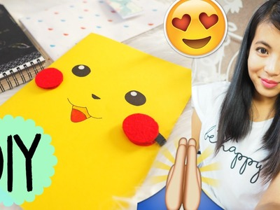 DIY BACK TO SCHOOL 2016 | Stylewithme