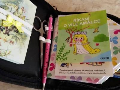 DIY cestovní pouzdro pro postcrossery