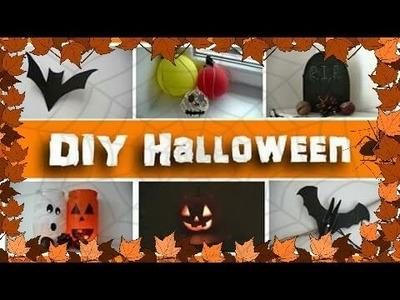 DIY Halloween (Fall) - Podzimní dekorace 2016