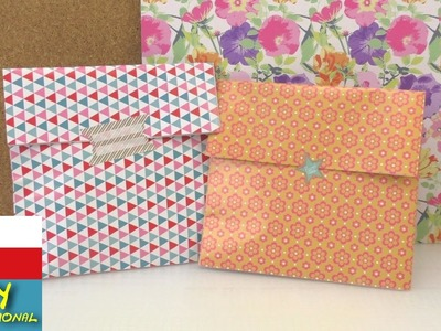 Jak hezky a levně zabalíte dárek za minutu - hezký sáček na drobné dárky