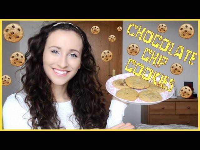 Skvělé Chocolate Chip Cookies   Pavlinna17