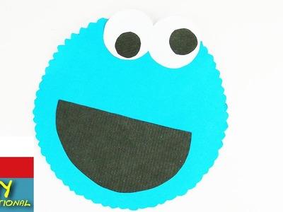 Narozeninové přání v podobě příšerky - Happy Birthday