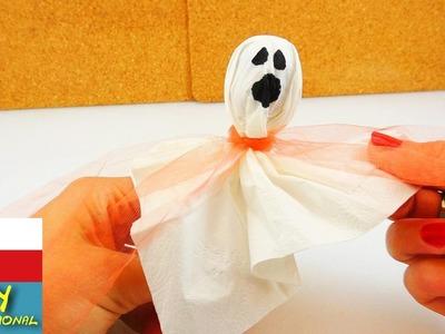 Halloween strašidlo - sladkosti pro děti k mlsání