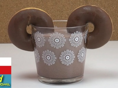 Mickey Mouse za tři minuty - kakaový nápoj