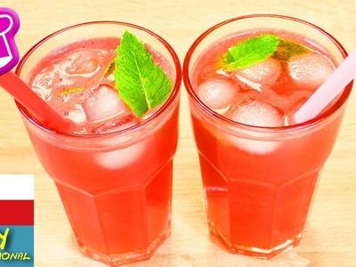 Limonáda z melounu - skvělá limonáda bez přidaného cukru