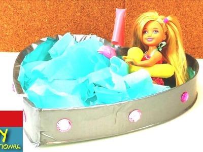 Nábytek pro panenky - vana