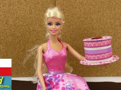 DIY Barbie - dort pro panenky z papíru na hraní