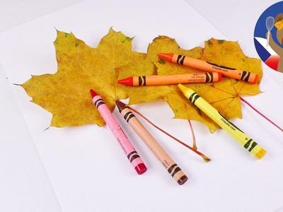 Skvělý podzimní obrázek pro nejmenší - dekorace pokoje