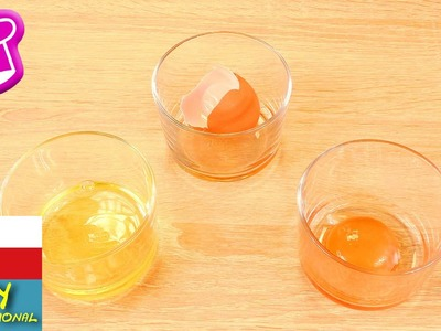Jak oddělit bílek od žloutku - kuchyňské know-how - vaření, pečení
