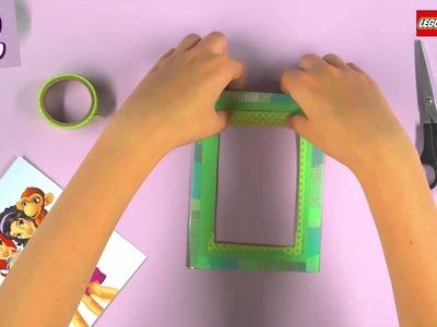 LEGO Friends - Vyrob si rámeček na obrázek