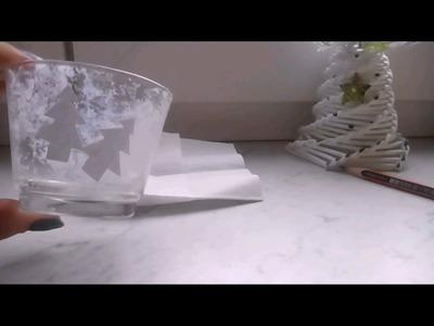 1.ADVENTNÍ NEDĚLE:DIY na Vánoční dekorace